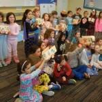 Purim Robotics in Kindergarten!