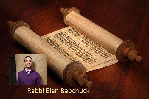 Rabbi Elan Babchuck,