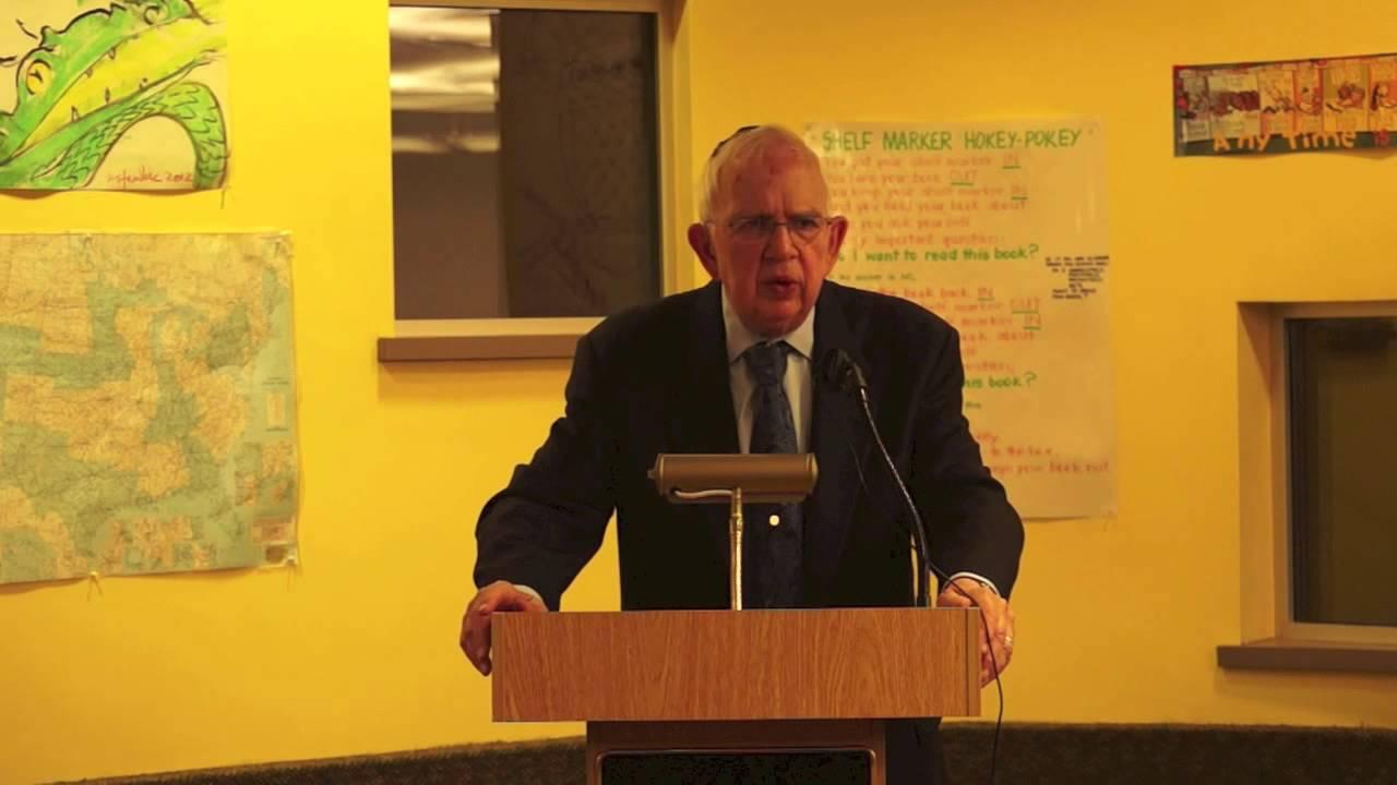 An Evening with Rabbi Harold Kushner