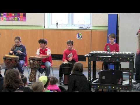 Solomon Schechter Day School: Shabbat Shira at Schechter