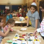 Math Fair at the Shaller Campus