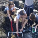 Eighth Graders Become Marine Biologist for a Day