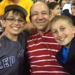 Schechter Families Take to Fenway to Support the Sox